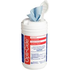 Opti-Cide3® Surface Wipes - 100/Canister