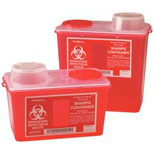Monoject Sharps Container