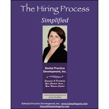 The Hiring Process Simplified® eBook, by Ginny Hegarty, SPHR