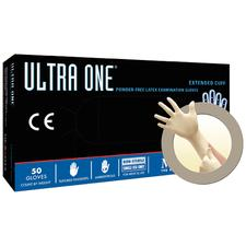 Ultra One® - Powder Free, Nonsterile, Latex, 50/Box