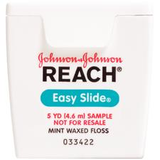 REACH® Easy Slide® Floss - 144 (5 yd) Rolls