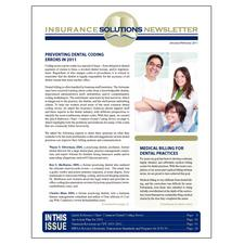 Insurance Solutions Newsletter 1-Year Subscription