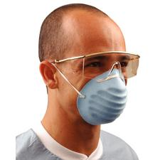 Surgical Molded Face Mask with Elastic Headband - 50/Box