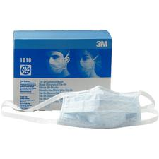 Tie-On Surgical Face Mask - 50/Box