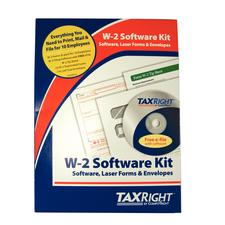 W-2 Sets for 10 or 25 Employees<br/>