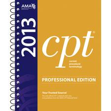 2013 Ingenix ICD-9-CM, AMA CPT Professional Value Pack