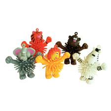Assorted Spike Animals, Assorted, 24/Pkg