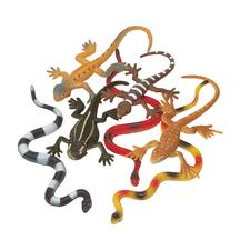 Snakes and Lizards, Assorted Styles and Sizes, 24/Pkg
