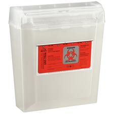 Wall Safe® Sharps Container 5 Quart