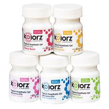 Kolorz Topical Anesthetic Gel - 1 oz Jar