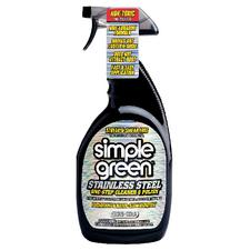 Stainless Steel Cleaner Polish,  32 oz