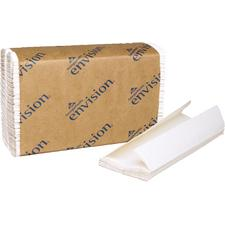 Envision C-Fold Paper Towels - 240/Pkg