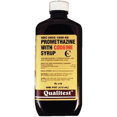 Promethazine codeine syrup kopen