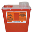 Biohazard Waste & Sharps Containers