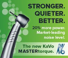 KaVo MasterTorque Banner Ad