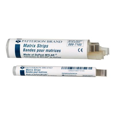 Patterson® Mylar® Matrix Strips - Patterson Dental Supply