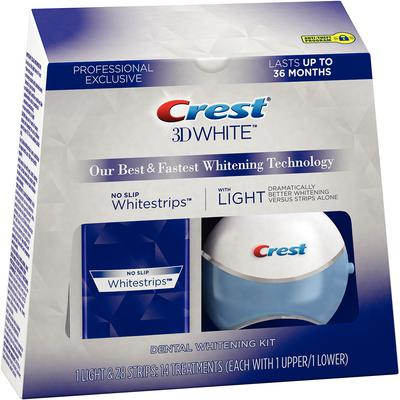 Crest® 3D White Whitestrips® with Light