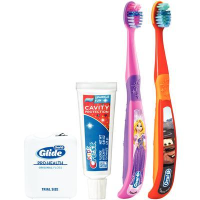 Oral-B® Manual Toothbrush Bundles – Kids 5-7 Years, 72 Bundles/Box