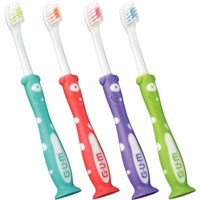 GUM® Monsterz Kids' Toothbrush