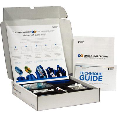 Dentsply Single Unit Crown Procedure Starter Kit