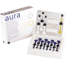 Aura Ultra Universal Restorative Material, Master Introductory Kit