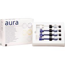 Aura Ultra Universal Restorative Material, Starter Kit
