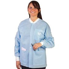 Medflex™ Armor Jackets – Light Blue, 10/Pkg