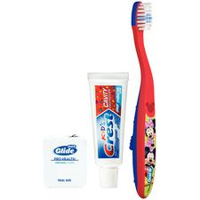 Oral-B® Manual Toothbrush Bundles – Kids 2+ Years, Mickey/Minnie Mouse®, 72 Bundles/Box