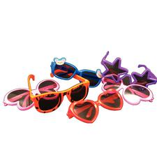 Kiddie Sunglass Assortment, 60 Pieces/Bag