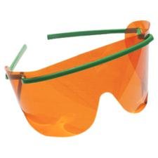 Patterson® Protective Eyewear – Amber Blue and UV Filtering Lenses, 10/Pkg