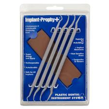 Trousse d'instruments dentaires en plastique pour implants Prophy+®