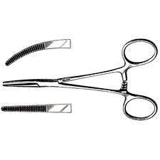 "Hemostats – 5-1/2"" Kelly, Curved"