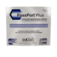 PassPort® Plus Sterilizer Monitoring Service