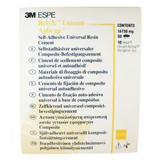 RelyX™ Unicem Self-Adhesive Universal Resin Cement Aplicap™ Capsule Refill, 50/Pkg