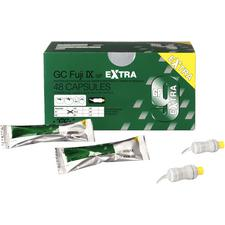 GC Fuji IX GP® Extra Packable Glass Ionomer Restorative, Capsules Starter Package