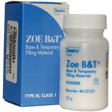 ZOE B&T® Base and Temporary Filling Material – Powder Refill, 25 g