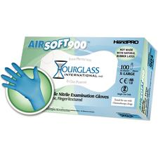 AirSoft 900™ Nitrile Exam Gloves, Powder Free, 100/Box