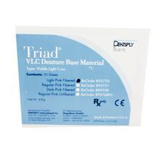 Triad® VLC Denture Base Material – 30 Sheets/Pkg