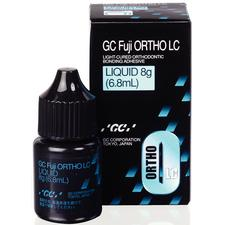 GC Fuji Ortho™ LC Orthodontic Cement – Liquid Refill, 6.8 ml/8 g Bottle