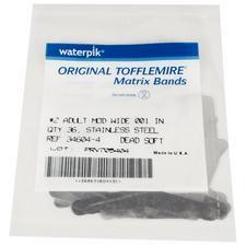 Original Tofflemire® Dead Soft Matrix Band, 36/Pkg