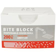 CRANEX® Bite Block Covers, 200/Pkg