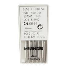 Fraises au carbure de tungstène – HM31 droite fissurée surtaillée FG L, longueur de la tige de 25mm, 5/emballage