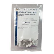 Patterson® Composite Polishers – Latex Free, LA Type, Disc, 12/Pkg