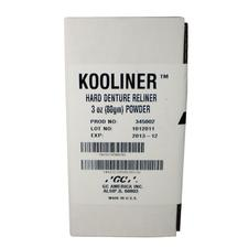 Kooliner™ Hard Denture Reline Material – Powder (3 oz)