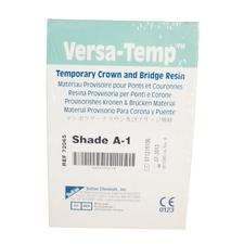 Versa-Temp® Temporary Crown and Bridge Resin, Cartridge Bulk Kit