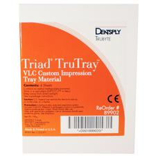 Triad® TruTray™ VLC Custom Tray Material, Clear