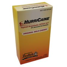 Hurricaine® Topical Anesthetic – Spray Kit