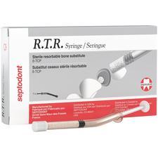 R.T.R. Beta Tricalcium Phosphate Bone Grafting Material, Syringe (0.8 cc)