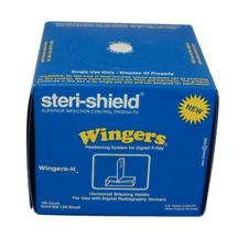 Wingers® Digital Sensor Holders – Wingers-H Horizontal Bitewing, 125/Pkg