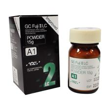 GC Fuji II LC® Glass Ionomer Restorative – Powder Refill, 15 g